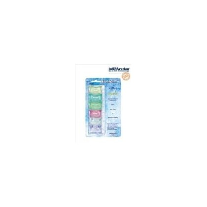 inSPAration MINI SET (blistr 6x15ml) - Wellness