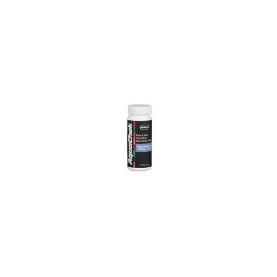 AquaChek testovací proužky - celk rozp pevné látky
