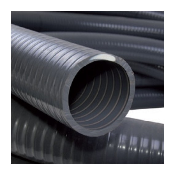 PVC Flexi hadice 50 mm (vnější rozměr) (43 mm (vnitřní rozměr)) 25 m - ES
