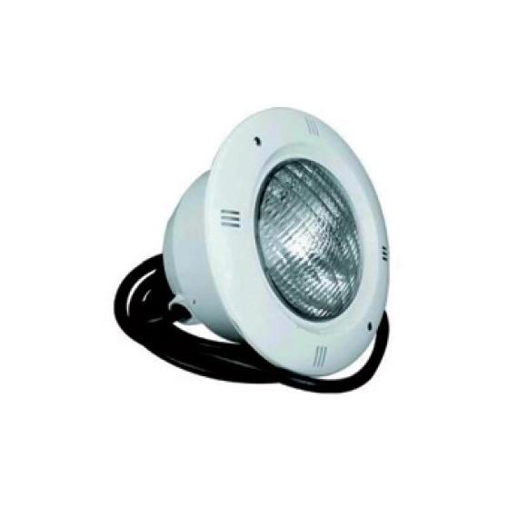 Bazénové LED světlo LED 252 - Bílé -betonový bazén