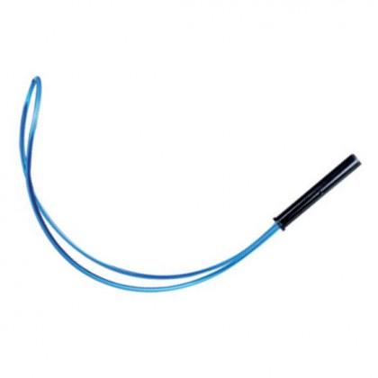 Záchranný hák hliníkový - modrý