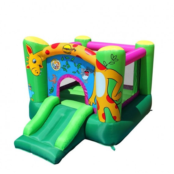 Skákací hrad - Žirafa