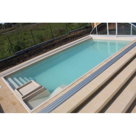 Bazén Balaton 8 x 3,9 x 1,5