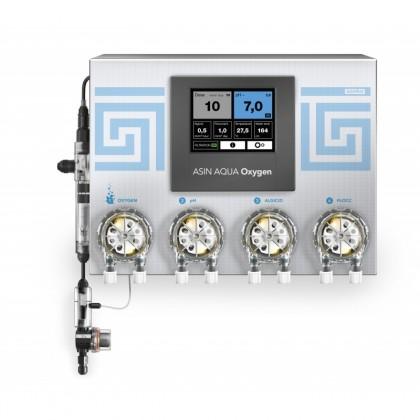 Bezchlorová úprava vody ASIN AQUA Oxygen