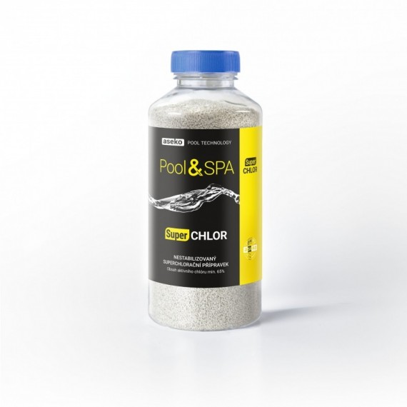Superchlor – anorganický