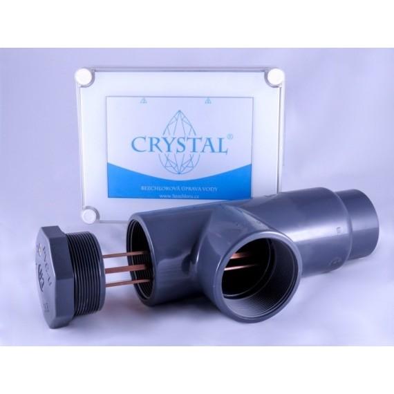 Bezchlórová úprava vody CRYSTAL CR-02E PERFECT