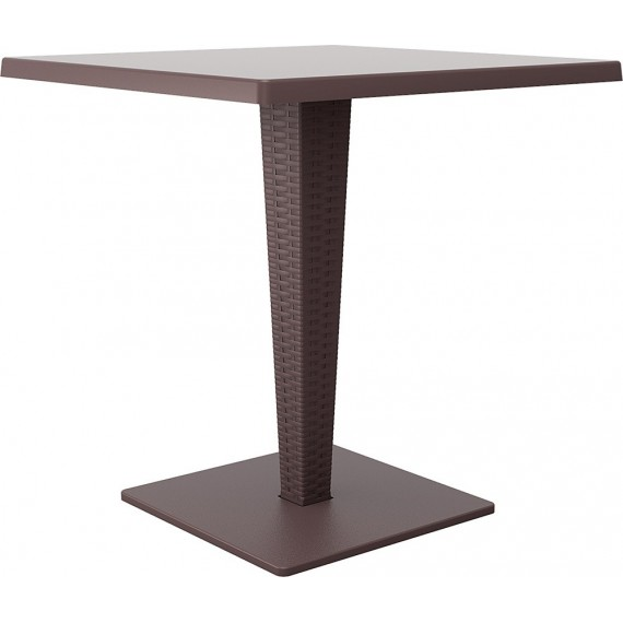 SIESTA EXCLUSIVE, Stůl RIVA hnědý