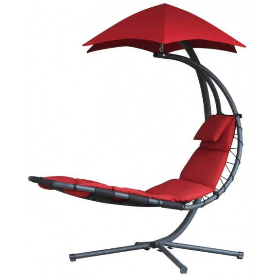 Vivere - Original Dream Chair, Cherry Red