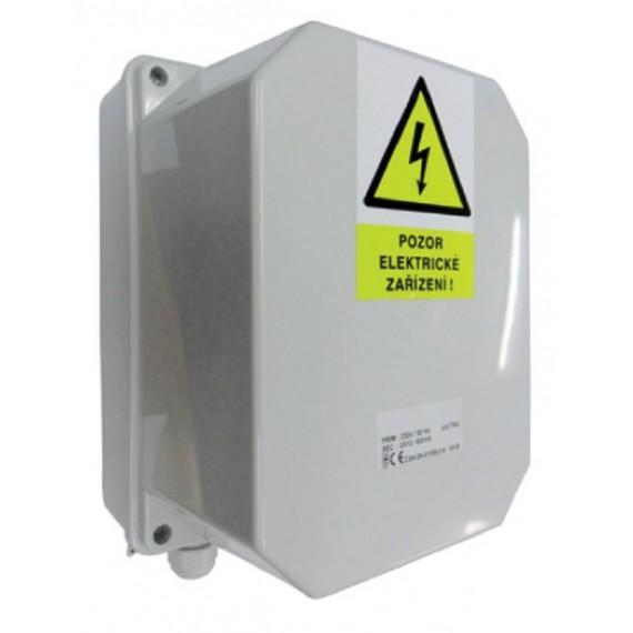 Transformátor bezpečností 200VA 230-12V-25A-IP65