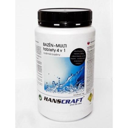 MULTI tablety 4v1 - 1 kg
