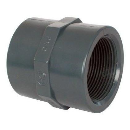 "PVC tvarovka - Mufna 3"" (vnitřní rozměr)"