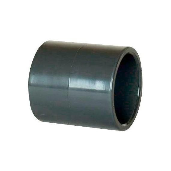 PVC tvarovka - mufna 40 mm