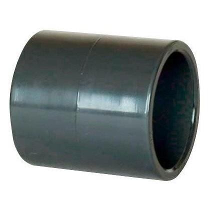 PVC tvarovka - mufna 63 mm