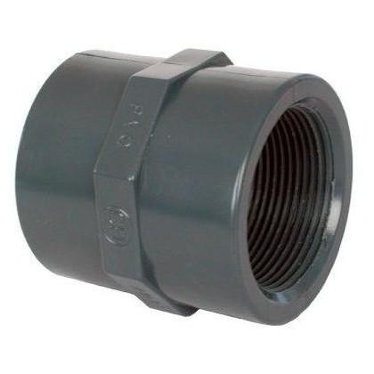 "PVC tvarovka - Mufna 75 x 2 1/2"""