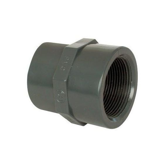 """PVC tvarovka - Mufna přechod red 110--90 x 3"""" (vnitřní rozměr)"""