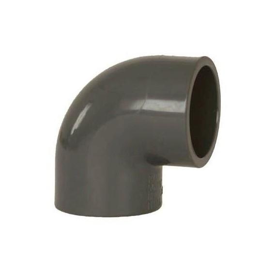 PVC tvarovka - Úhel 90° 250 mm