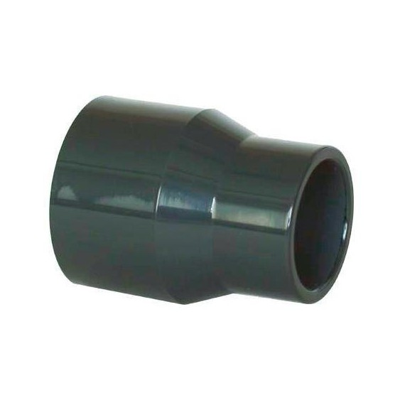 PVC tvarovka - Redukce dlouhá 50 40 x 40 mm