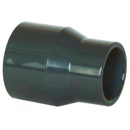PVC tvarovka - Redukce dlouhá 90 75 x 63 mm