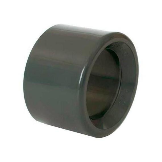 PVC tvarovka - Redukce krátká 50 x 40 mm