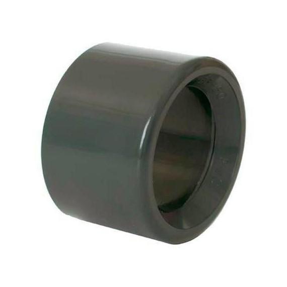 PVC tvarovka - Redukce krátká 63 x 50 mm