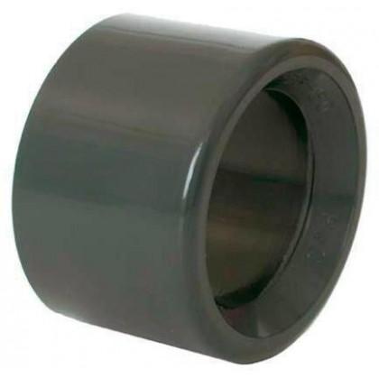 PVC tvarovka - Redukce krátká 75 x 63 mm