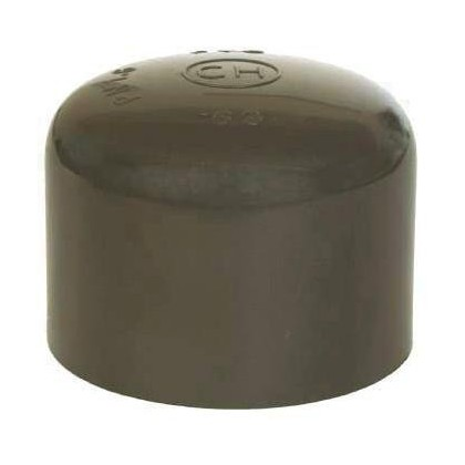 PVC tvarovka - Zátka 40 mm