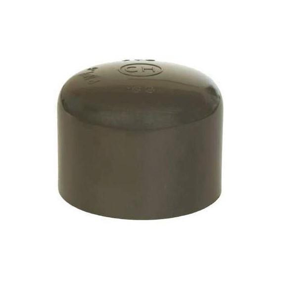PVC tvarovka - Zátka 125 mm