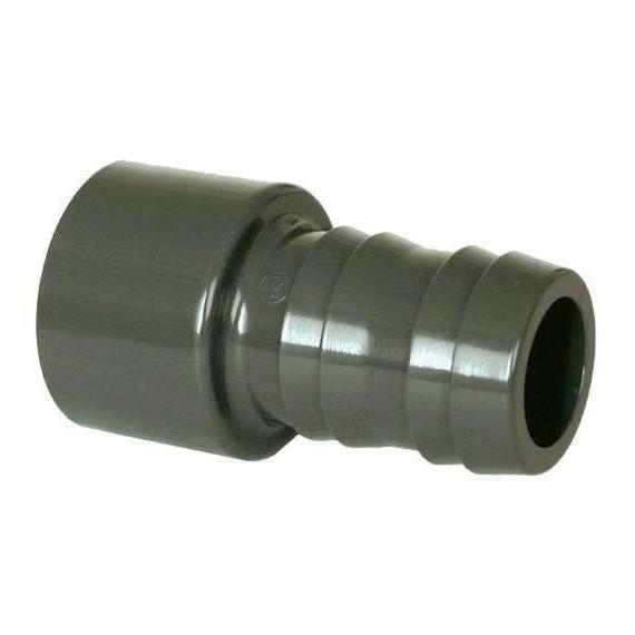 PVC tvarovka - Trn hadicový 25 x 25 mm