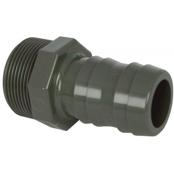 "PVC tvarovka - Trn hadicový 12 x 3/8"", polyamid"