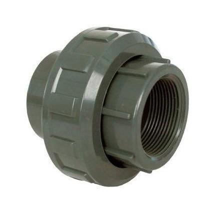 """PVC tvarovka - Šroubení 40 x 1 1/4"""" (vnitřní rozměr)"""