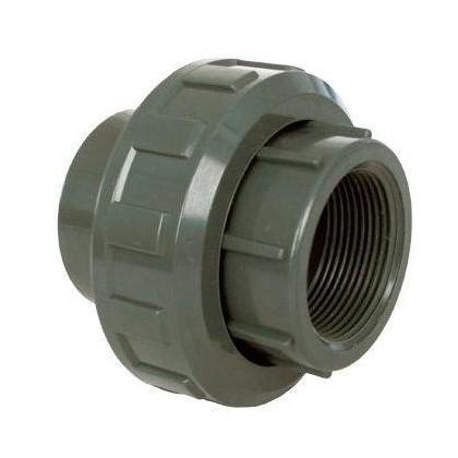 """PVC tvarovka - Šroubení 1 1/2"""" (vnitřní rozměr)"""