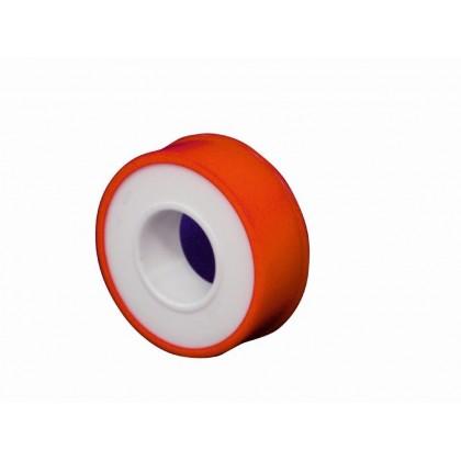 Teflonová páska šířka 12 mm x síla 0,1 mm délka 12 m (č)