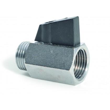 Kulový mosazný ventil 1/2 in/ex