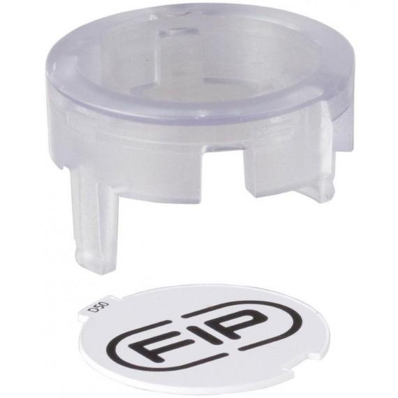 Průhledné víčko pro ventil Easyfit d 50 mm