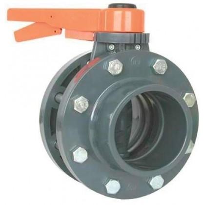 Uzavírací klapka s přírubou 75 mm