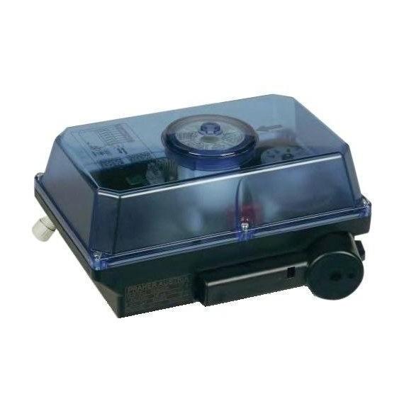 Aquastar 3001 el ovládání 6-ti cestného ventilu, časově řízený