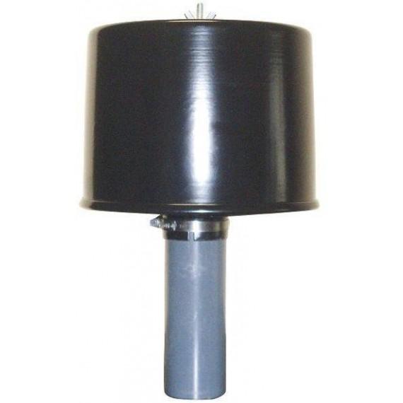"""Příslušenství - přídavný filtr sání pro vzduchovač, napojení 2"""""""