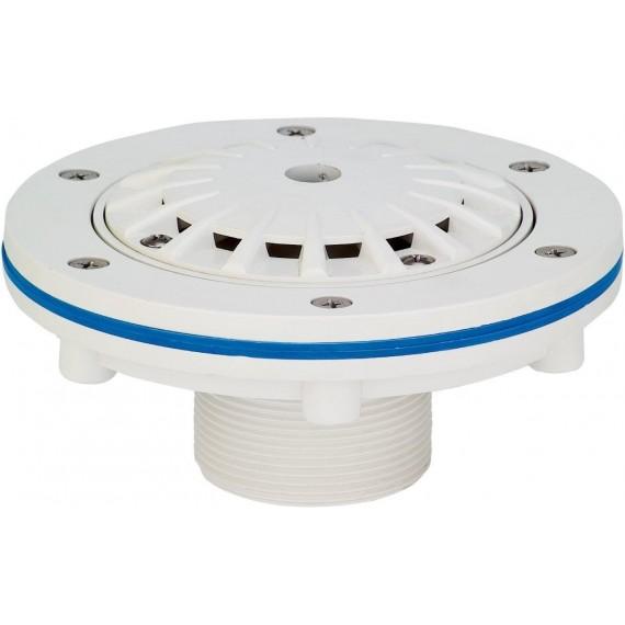 Podlahová tryska KRIPSOL - 14 m3/h, uzavíratelná 0--100 , pro fólie