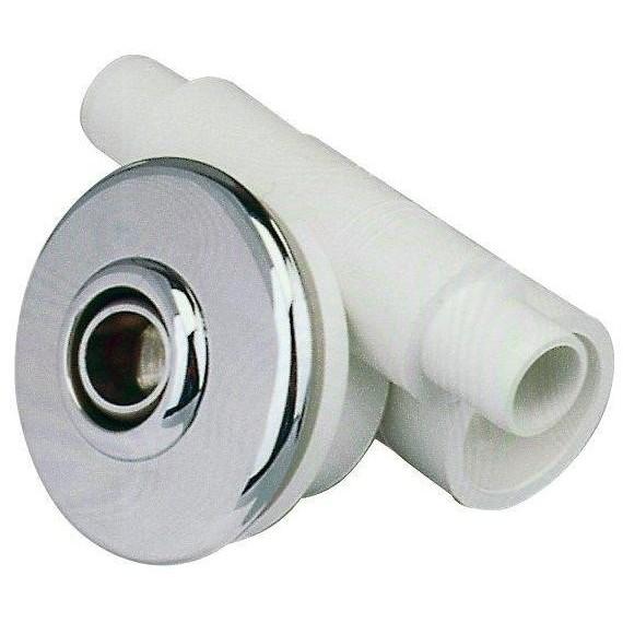 Hydromasážní tryska - Minitryska 24 ABS (chrom), průměr  otvoru 23
