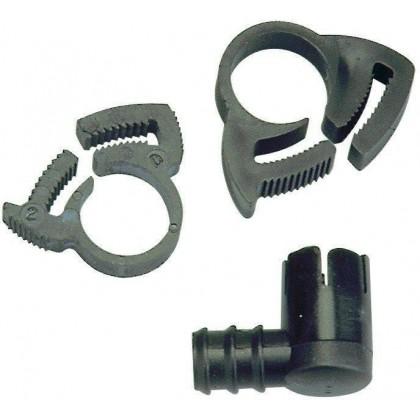 Příslušenství - Stahovací pásek na hadice 23--25 mm