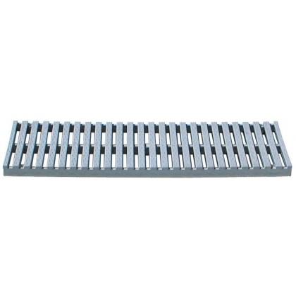 Přelivový žlábek - Rošt 200 x 500 x 20 mm