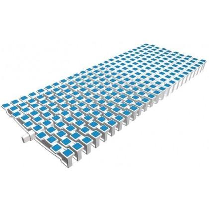 Roll rošt SCACCO – flexi, šířka 250 mm, výška 35 mm, délka 500 mm