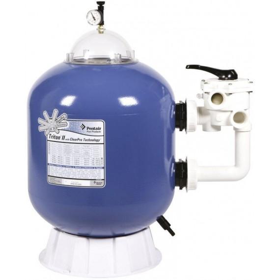 Filtrační nádoba TRITON TR100 CLEARPRO, průměr  762 mm, 6-ti cest. boč. ventil