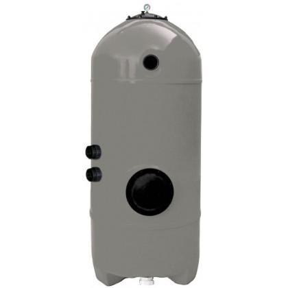 Filtrační nádoba San Sebastian 900mm,6-ti cest. boč.ventil,lože 1,2m