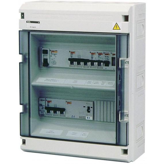 Automatické ovládání pro filtraci/topení/světlo/protiproud-F3E18SP3