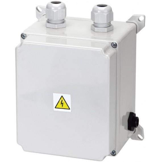 El ovládání-spínání protiproudu 9-14A,IP65,tlakový spínač 1,2 2,6kW