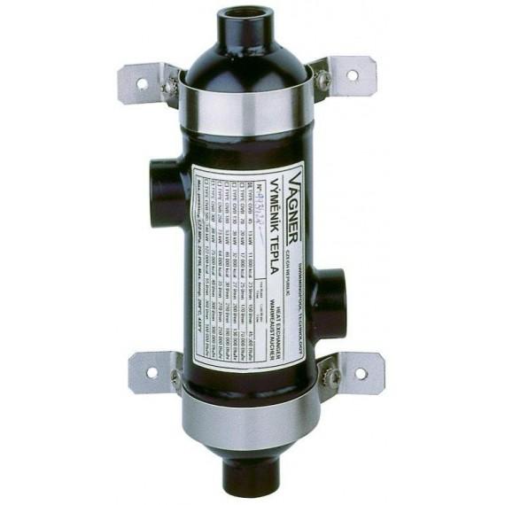 Tepelný výměník OVB 45, 13,0 kW, (11 000 kcal.)