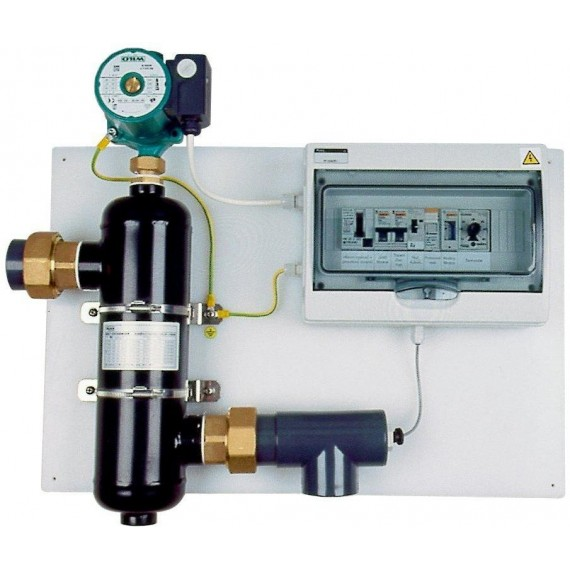 Kompaktní jednotka OVB 38 kW/230 V