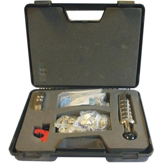 Montážní kufr pro instalaci kolektorů