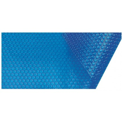 Solární fólie - 360 mic/metráž 50m x 5,0m, barva modrá